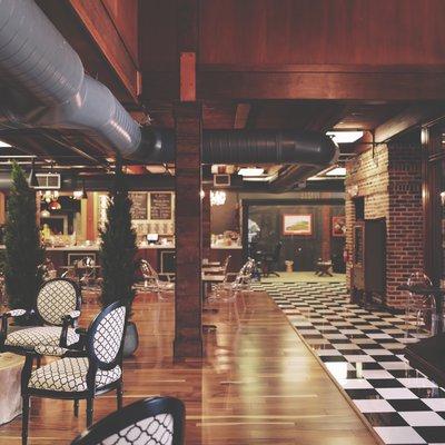50 Restaurant-Salon de Thé-Épicerie fine. - Restaurant